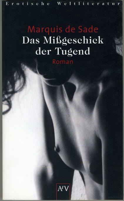 Anja Müller Berlin Fotografie Marquis de Sade Aufbau Verlag