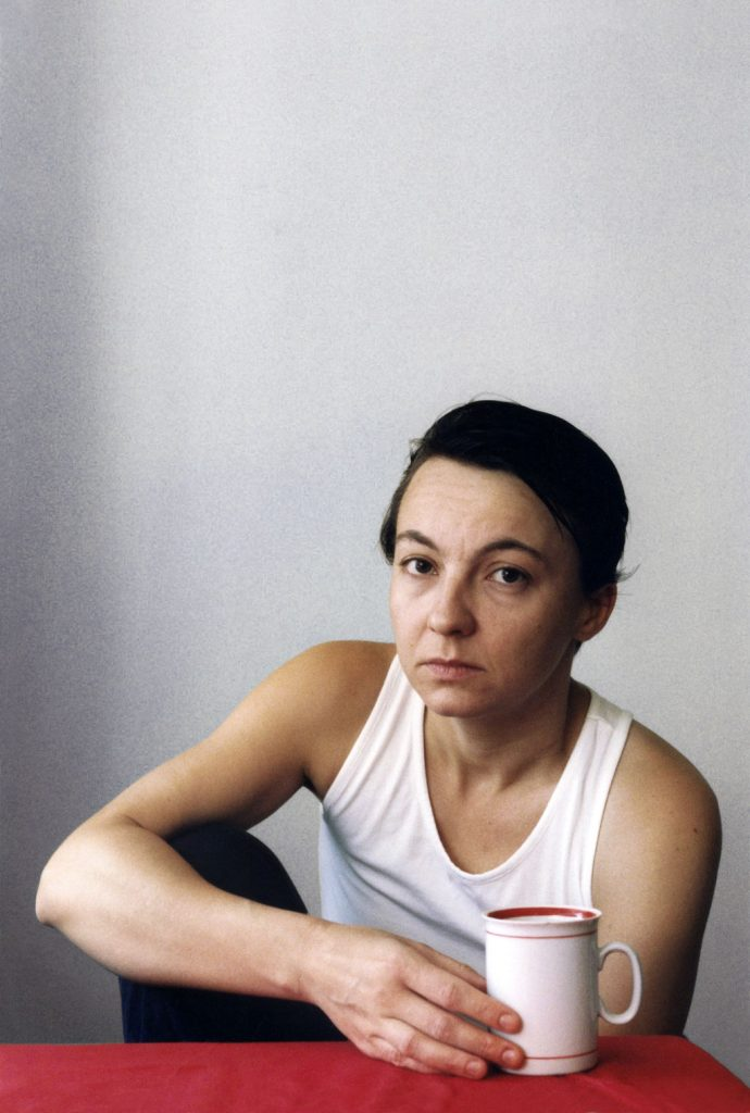 Anja Müller Berlin Fotografie Feinripp 2004