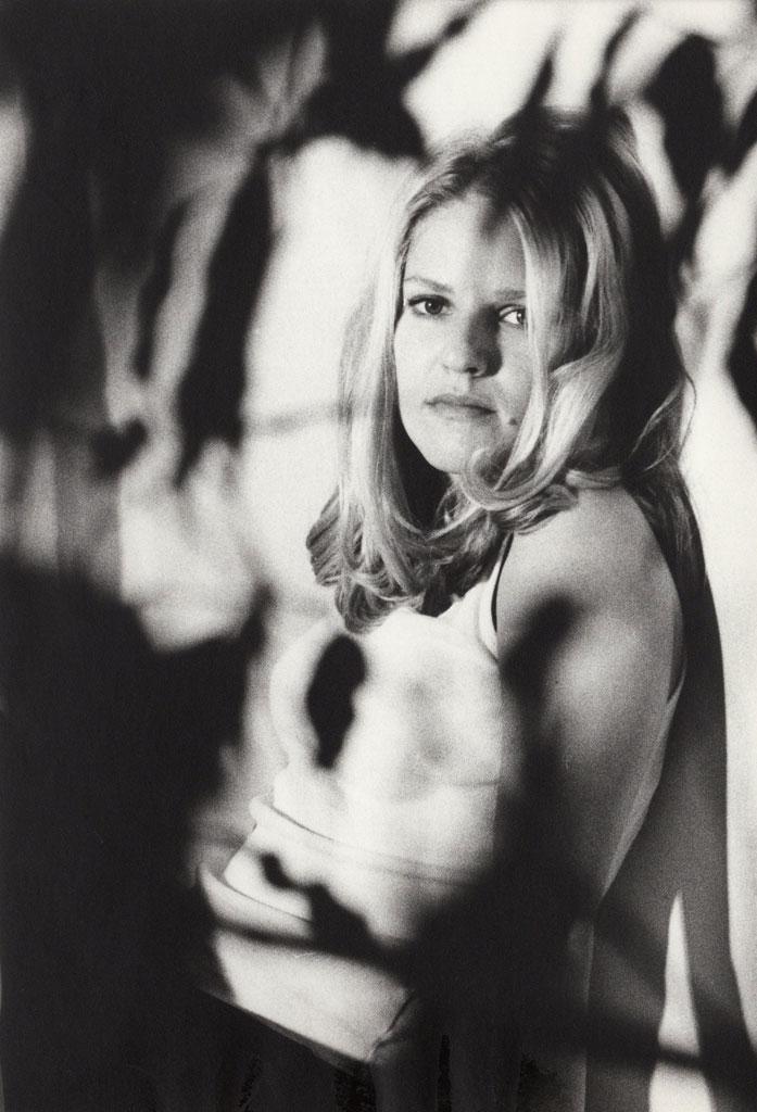 Anja Müller Berlin Fotografie Feinripp 1999