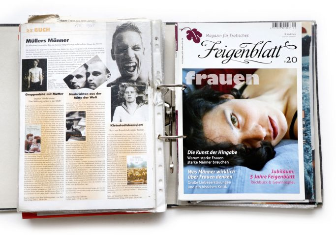 Anja Müller Berlin Fotografie Referenzen Feigenblatt