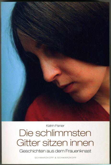 Anja Müller Berlin Fotografie Die schlimmsten Gitter sitzen innen Schwarzkopf und Schwarzkopf