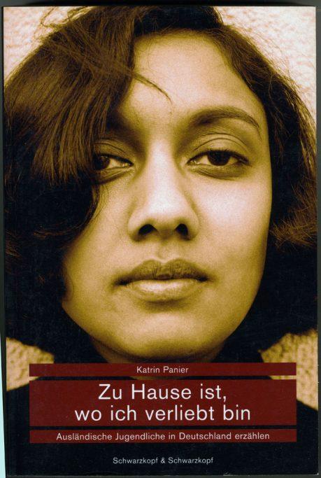 Anja Müller Berlin Fotografie Zuhause ist, wo ich verliebt bin Schwarzkopf und Schwarzkopf