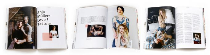 Anja Müller Berlin Fotografie Referenzen ink Society
