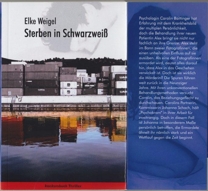 Anja Müller Berlin Fotografie Elke Weigel Konkursbuch