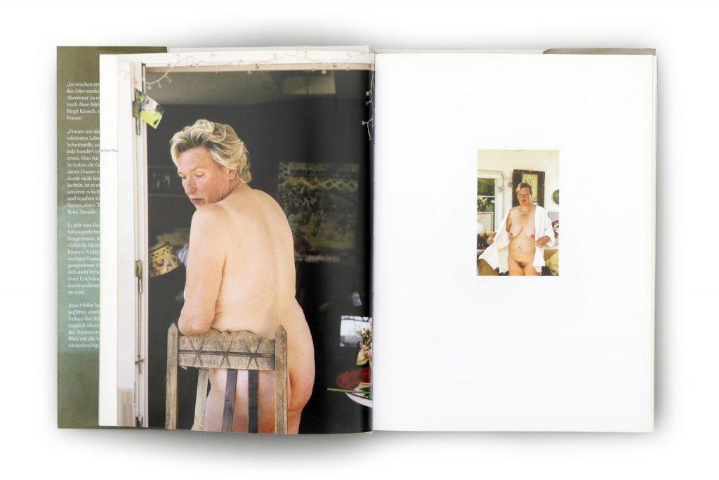 Anja Müller Berlin Fotografie Bildband Mittendrin konkursbuchverlag 2008