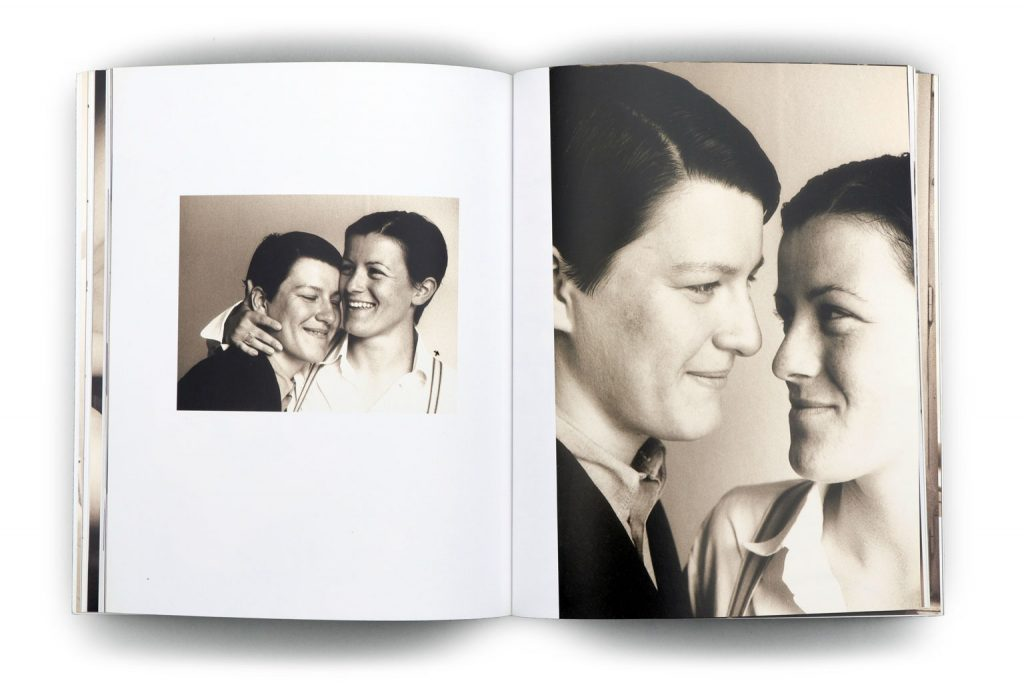 Anja Müller Berlin Fotografie Bildband Paare konkursbuchverlag 2002